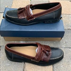New Men's Bass Loafers